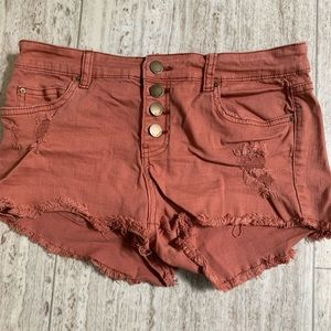 Billabong shorty shorts